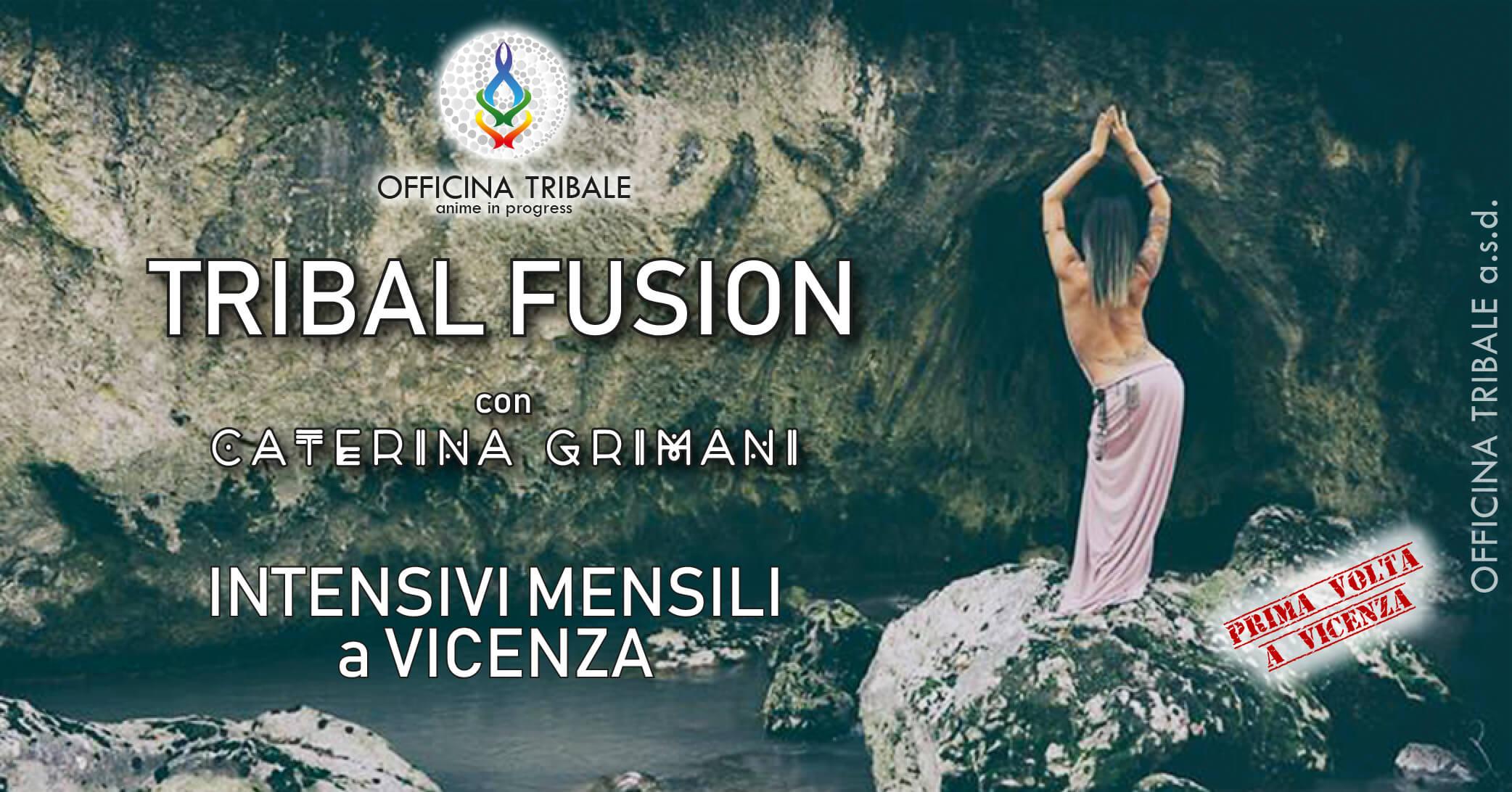 TRIBAL FUSION con CATERINA GRIMANI