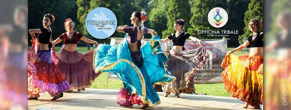 American Tribal Style® Bellydance con Paola Maya