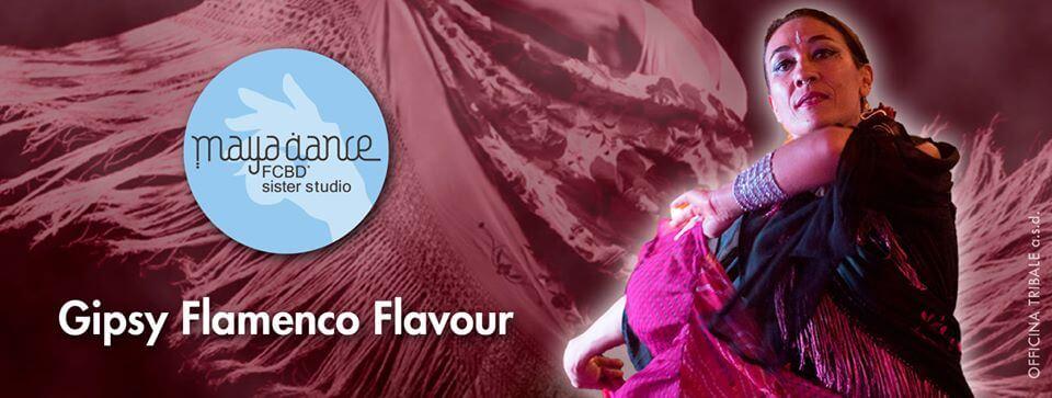 ATS® bellydance WORKSHOP: Flamenco-Gyspy Flavour 1 Marzo Vicenza