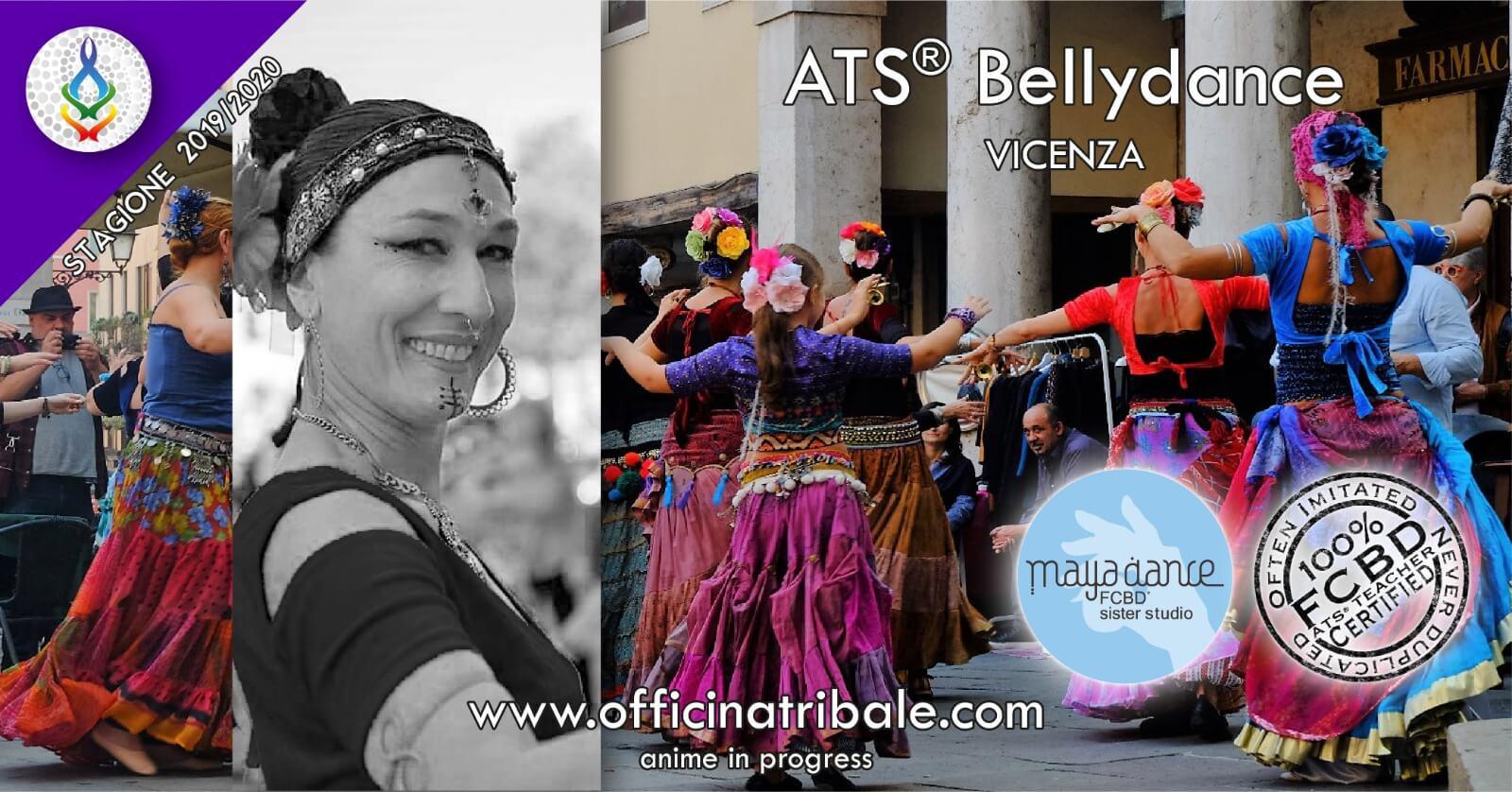 ATS Bellydance nuovo corso da febbraio a Vicenza