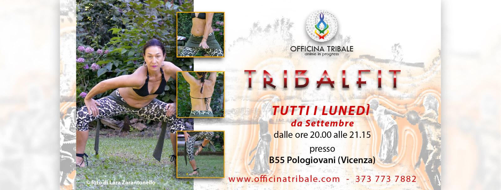 TRIBAL Fit novità! Corso da settembre a Vicenza
