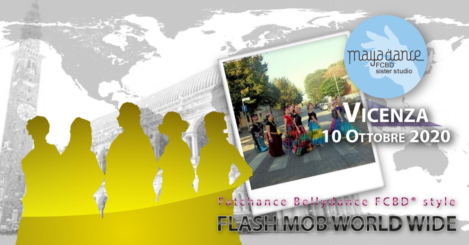 FCBD® style flashmob dance mondiale 2020