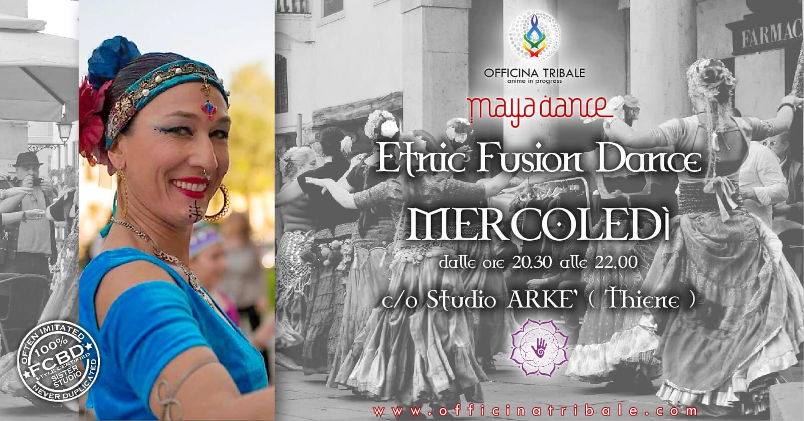Etnic Fusion Dance FCBD style nuovo corso a Thiene