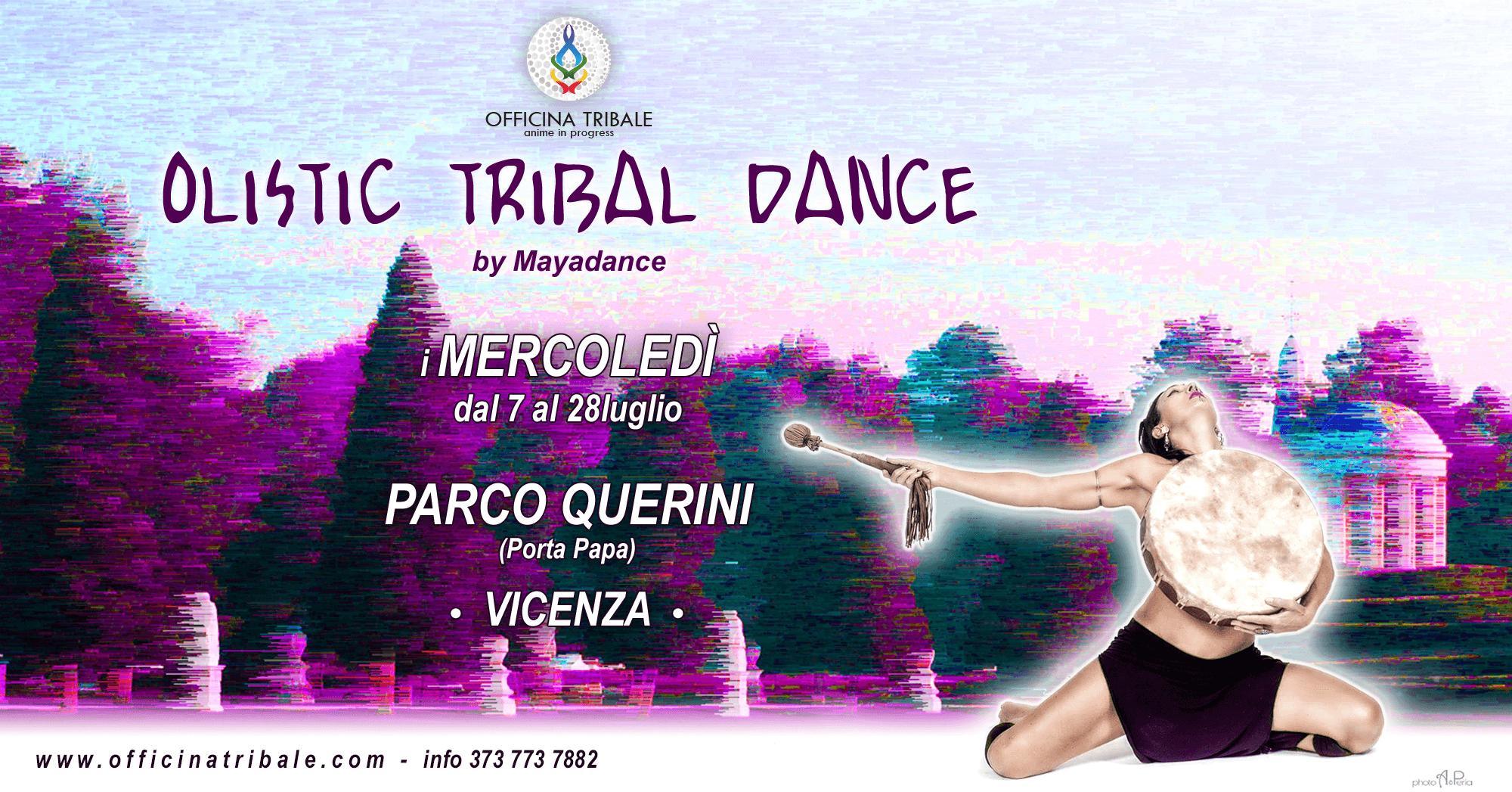 OLISTIC TRIBAL DANCE Tribal Summer luglio '21