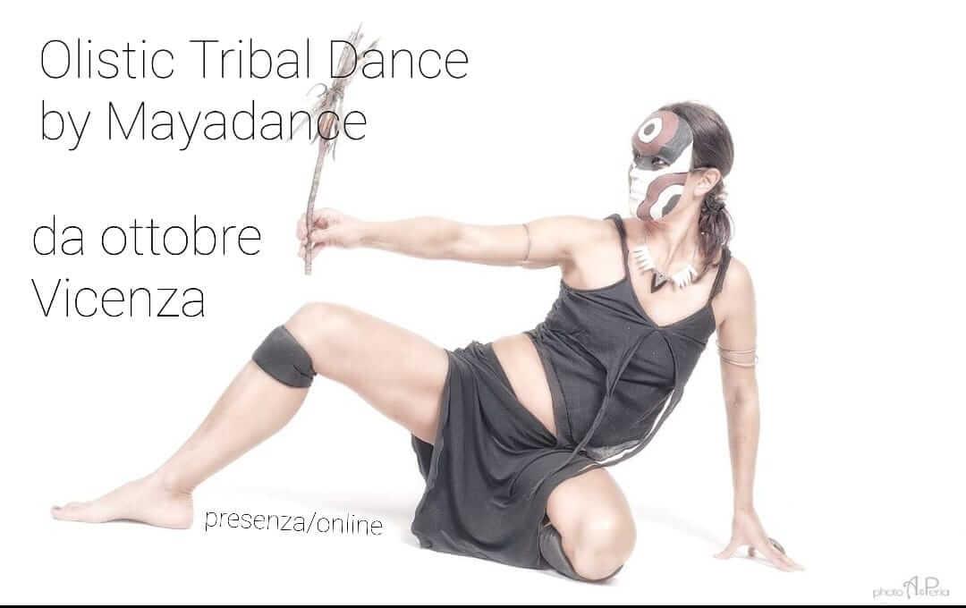 OLISTIC TRIBAL DANCE nuovo corso LUNEDI' a Vicenza!