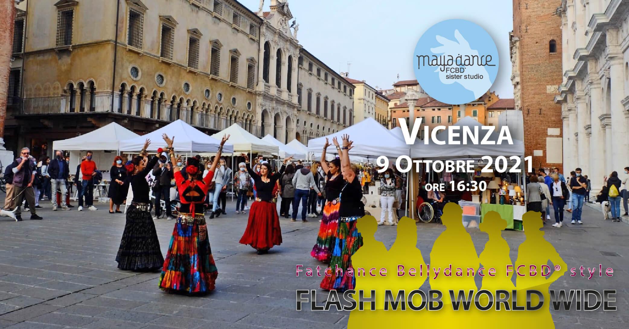 Ethnic fantasy dance fcbdstyle flashmob mondiale Vicenza 2021